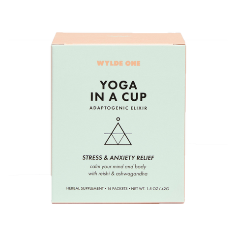 Yoga In A Cup -  Adaptogenic Elixir