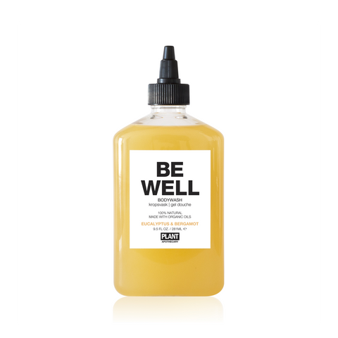 Be Well - Organic Body Wash