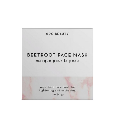 Beetroot (Beet) Face Mask