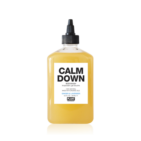 Calm Down - Organic Body Wash