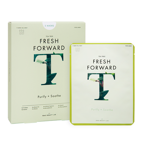 Tea Tree Fresh Forward Mask Pack