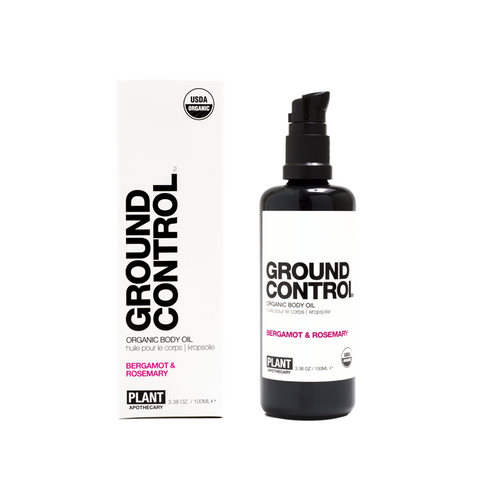 Ground Control - Organic Body Oil