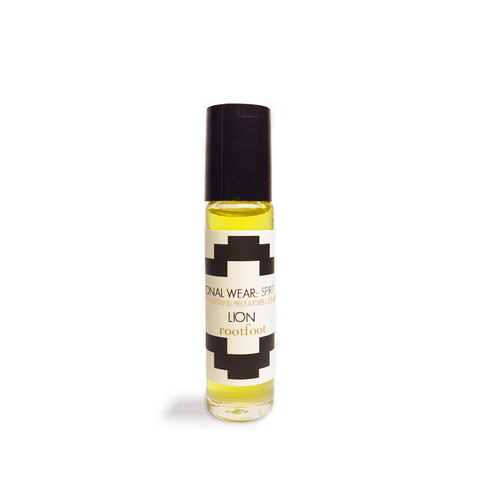 Lion - Organic & Wildcrafted Essential Oil