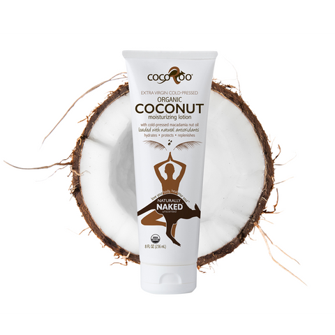 Coconut Oil Moisturizer - Naturally Naked™