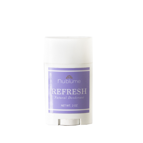 Natural Deodorant - Refresh