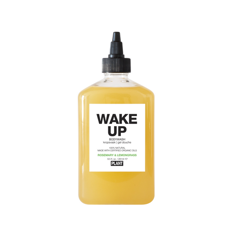 Wake Up - Organic Body Wash