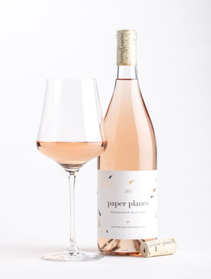 Paper Planes Rosé - 1.5L Magnum for Charity