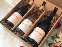 Three Bottle Holiday Gift Box