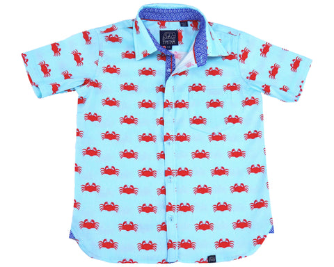 Chilli Crabs - Short Sleeve