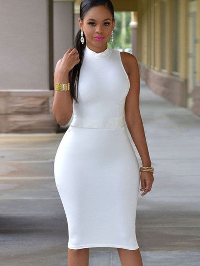 """Being Me"" Plus Size Bodycon Dress"