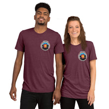 "Colorado Pride ""MUSIC LIVES HERE"" Men's Triblend T-Shirt"