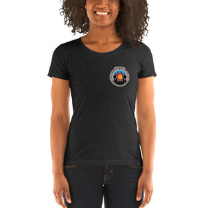 "Colorado Pride ""MUSIC LIVES HERE"" Women's Triblend T-Shirt"