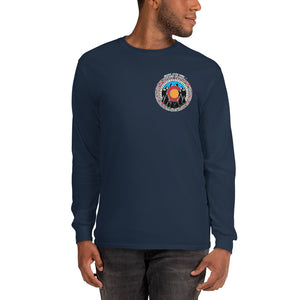 "Colorado Pride ""MUSIC LIVES HERE"" Long Sleeve T-Shirt"
