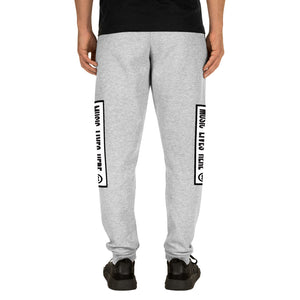 MUSIC LIVES HERE (A) Unisex Joggers