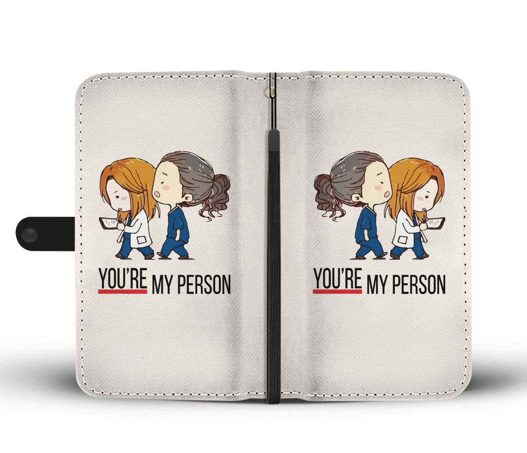 Grey\'s Anatomy Wallet Phone Case – Edition4U
