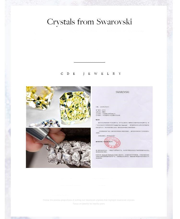 crystal from swarovski certification