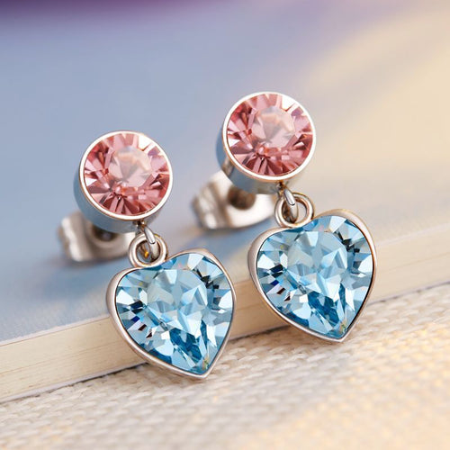 cheap swarovski earrings