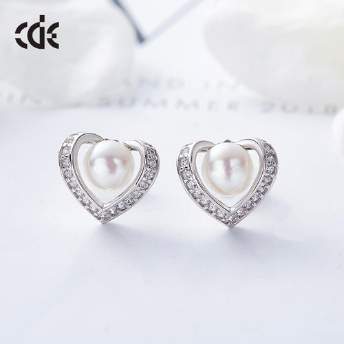 pearl stud earrings cheap
