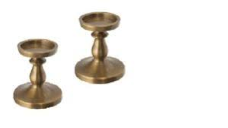 Bronze Candle Stand (large)