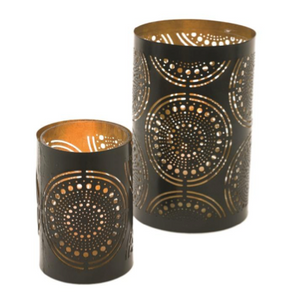 Sunburst Candle Holder