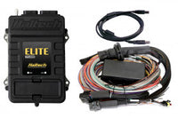 HALTECH  ELTITE T 2500  with 2.5mtr premium harness kit