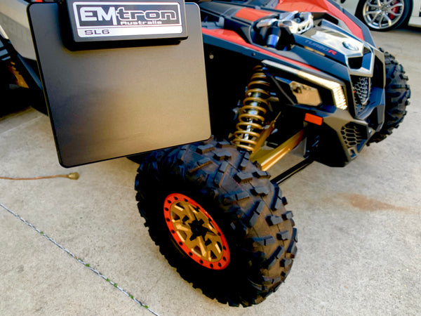 EMTRON CANAM MAVERICK X3 PLUG & PLAY KIT