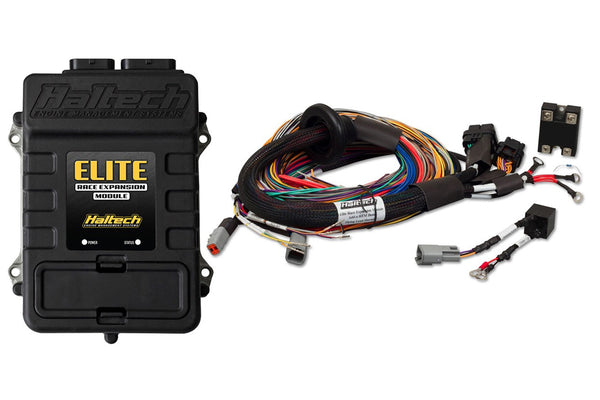 HALTECH  ELTITE 2500 + RACE EXPANSION MODULE +16 KIT