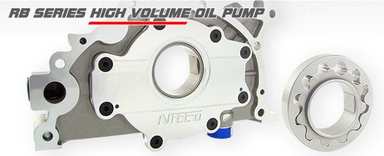 NITTO RB25-RB26-RB30  BILLET OIL PUMP