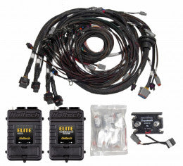 HALTECH  ELTITE 2500 & REM  +16 KIT GM,FORD & CHRYSLER KIT