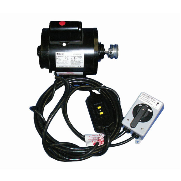 1HP Heavy Duty Motor with Switch