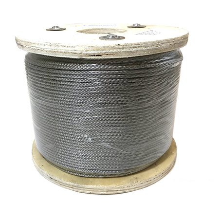 "1/2"" Stainless Steel Cable"