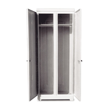 Double Door Vertical Locker [87D]
