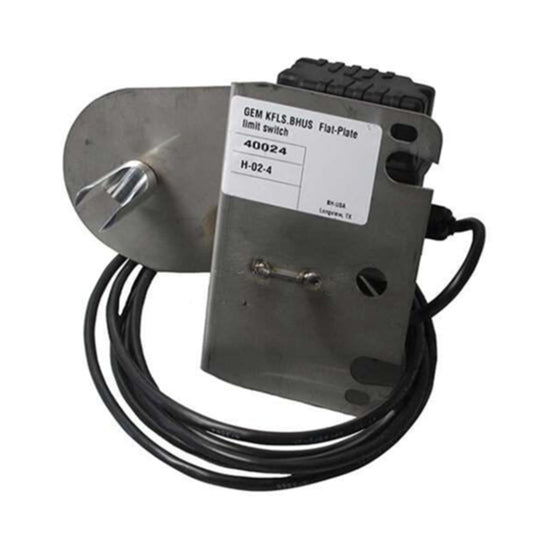 GEM REMOTE 2 Auto Stop with Flat Plate Limit Switch