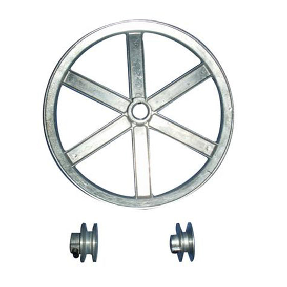 "Motor ""V"" Belt Pulleys"