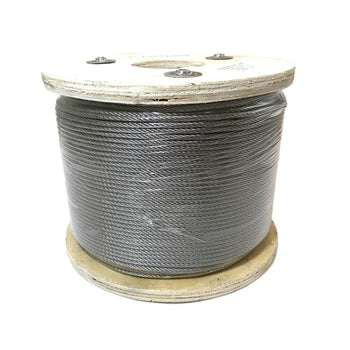 "1/8"" Stainless Steel Wire Rope"
