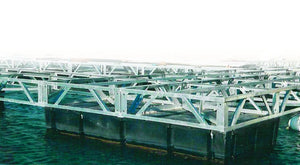 Box Truss Dock Frame