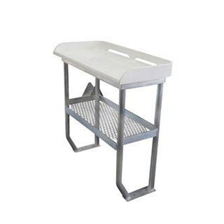 "38"" x 18"" 4 Leg Fish Cleaning Station [FISH4L1838]"