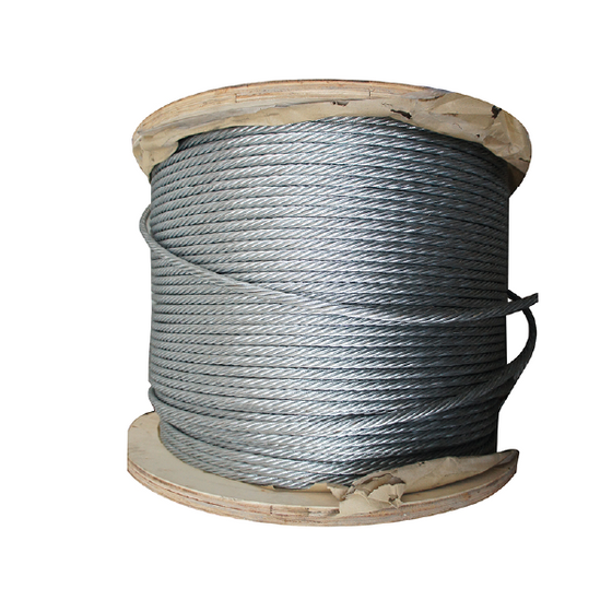 "5/8"" Stainless Steel Wire Rope"