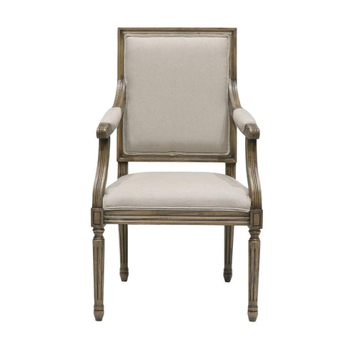 Maya Upholstered Dining Chair - Chenille