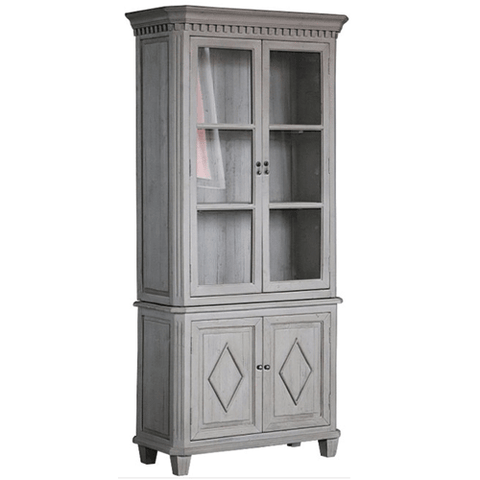 Bank Glass Display Cabinet - Short