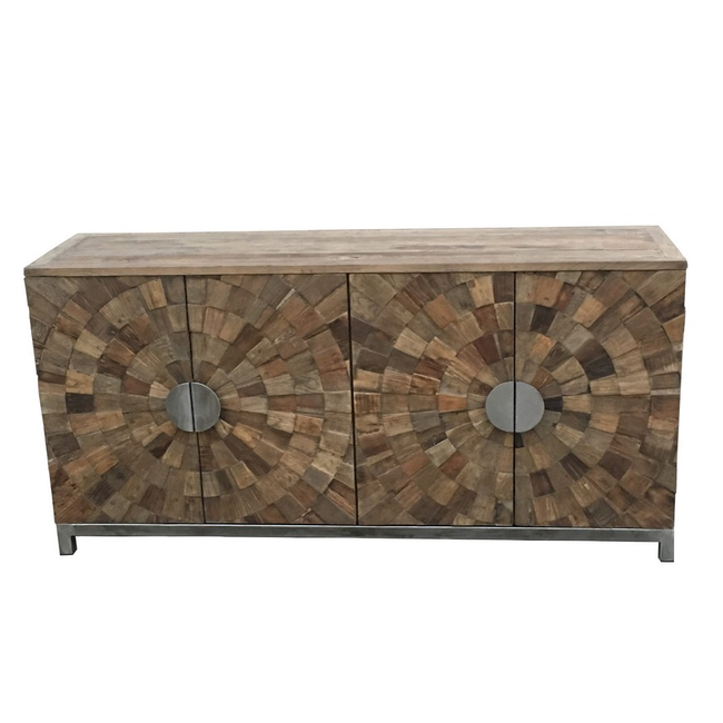 Roxy Reclaimed Elm Sideboard