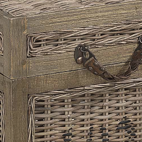 Artwood Square Rattan 1924 Chest