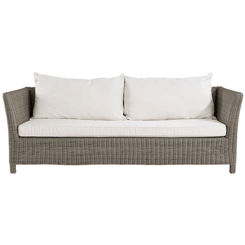 Artwood Milford Slip Cover Sofa - Linen Grey