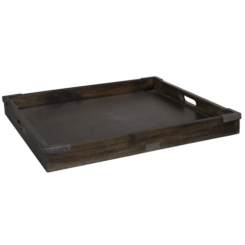 Artwood Kings Road Square Tray - Antique Finish