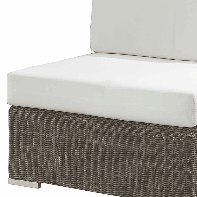 Artwood Malibu Single Seat for Outdoor Modular Sofa