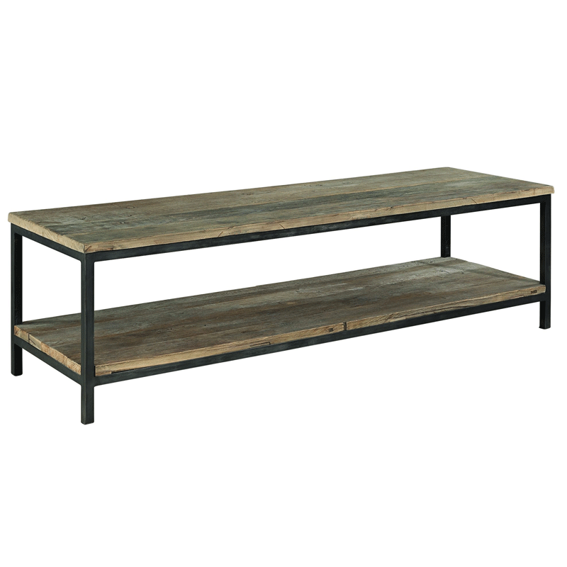Artwood Elmwood Media Bench