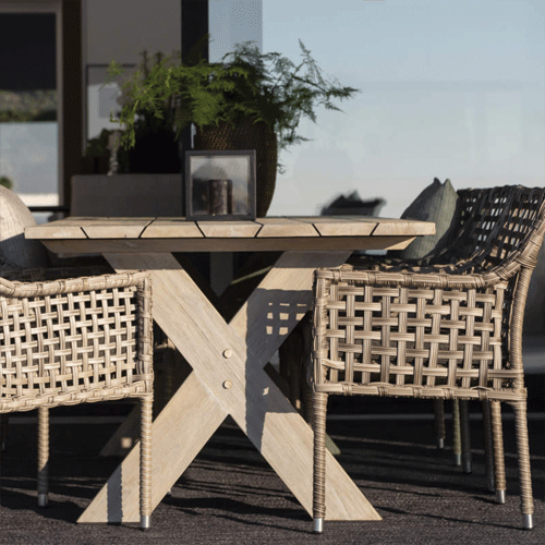 Artwood Santa Monica Outdoor Dining Chair