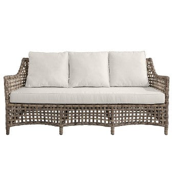 Artwood Malaga Outdoor 3 Seater Sofa