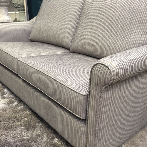 Balmoral 2.5 + 2.5 Seater Lounge Suite - NZ Made - Direction Fabric