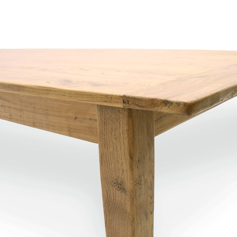 Benton Elm Dining Table - 260cm